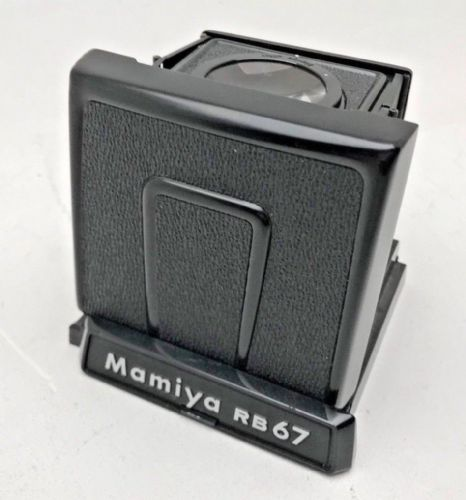 MAMIYA RB67 WAIST LEVEL FINDER